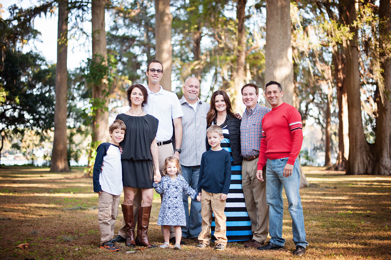 Winter Park Family Photographer – Kraft Azalea Gardens | Orlando ...