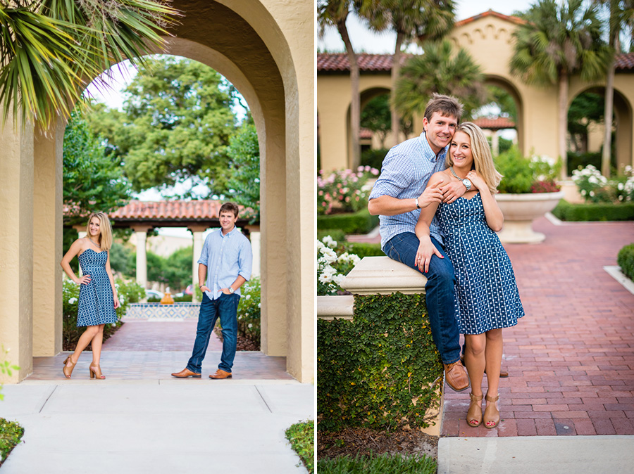winter-park-engagement-rollins-college