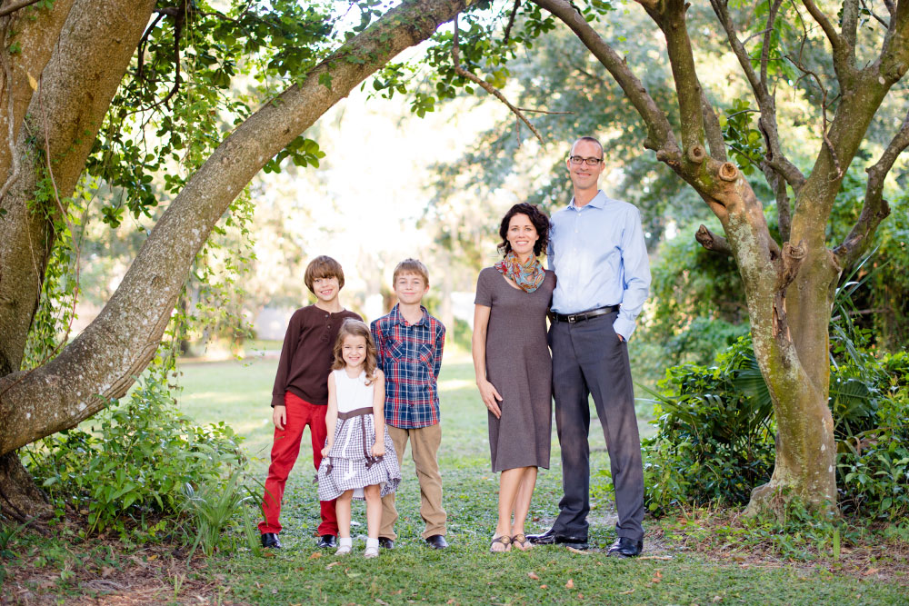harmon-family