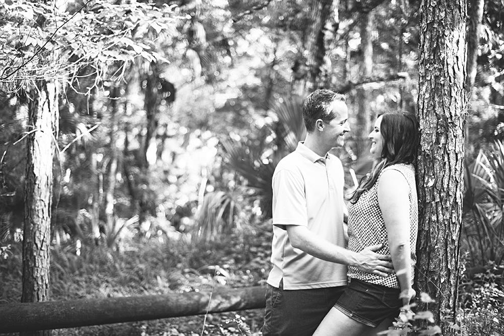 Wekiwa Springs Engagement