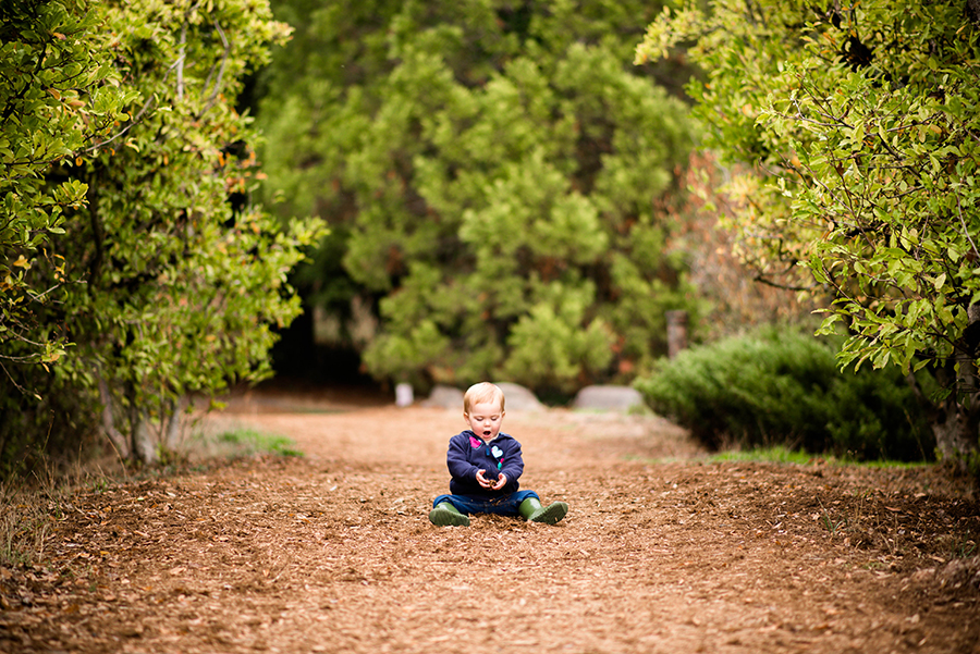 Portland Oregon Family Photographer Mt. Tabor Park
