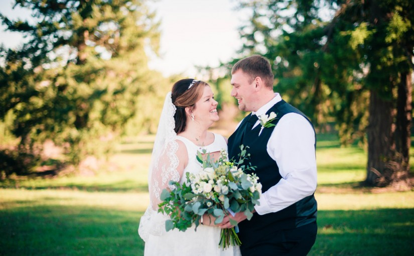 Scott and Carrie Say I Do – Portland Oregon Wedding Photographer