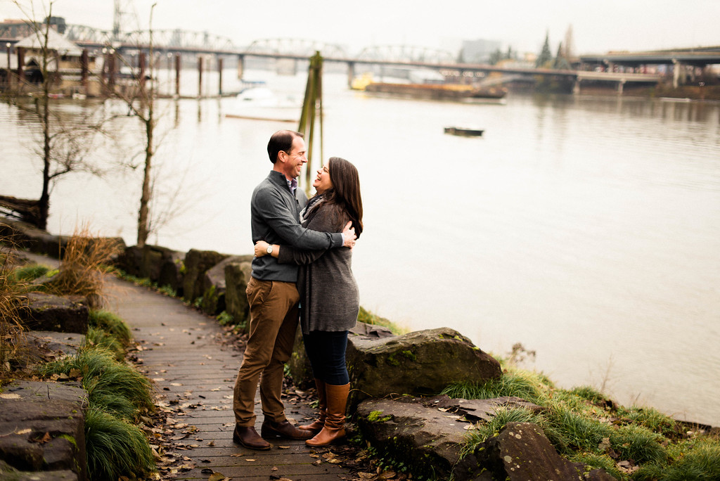 Downtown Portland Waterfront, Family Photographer