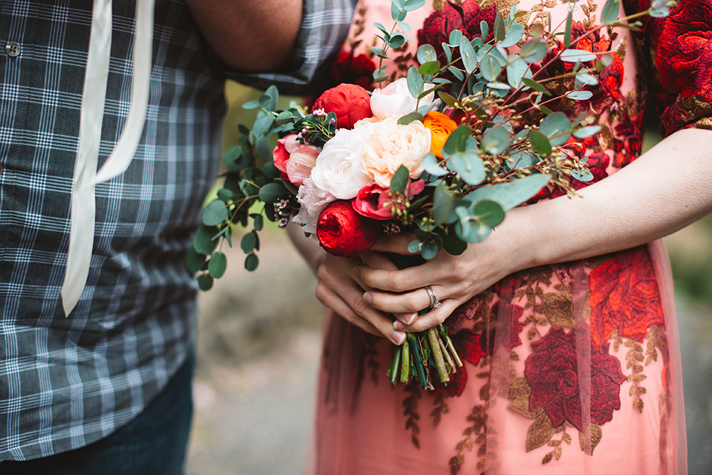 Surprise Vow Renewal, Chris and Ashley – Crystal Springs Rhododendron Garden Portland