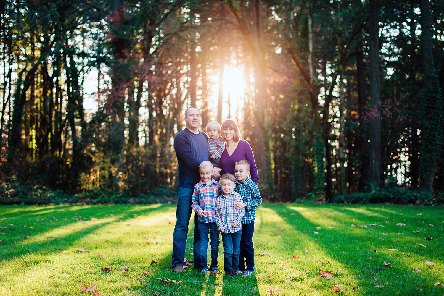 Beaverton and Portland Family Photographer, Jenkins Estate